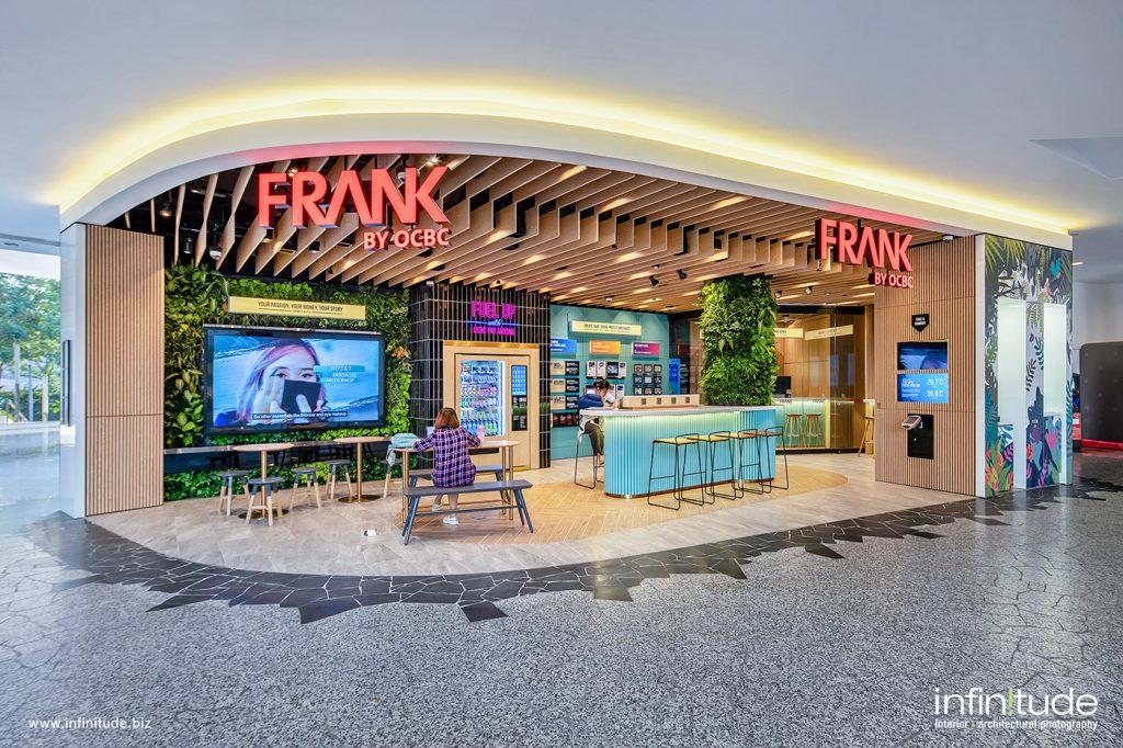 Green Wall OCBC Frank @ NUSingapore