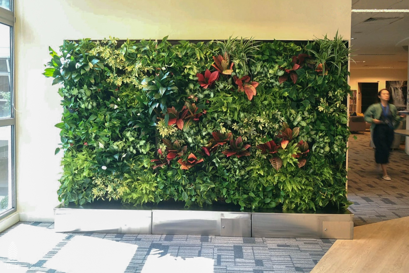 green wall school singapore