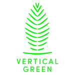 Vertical Green Logo