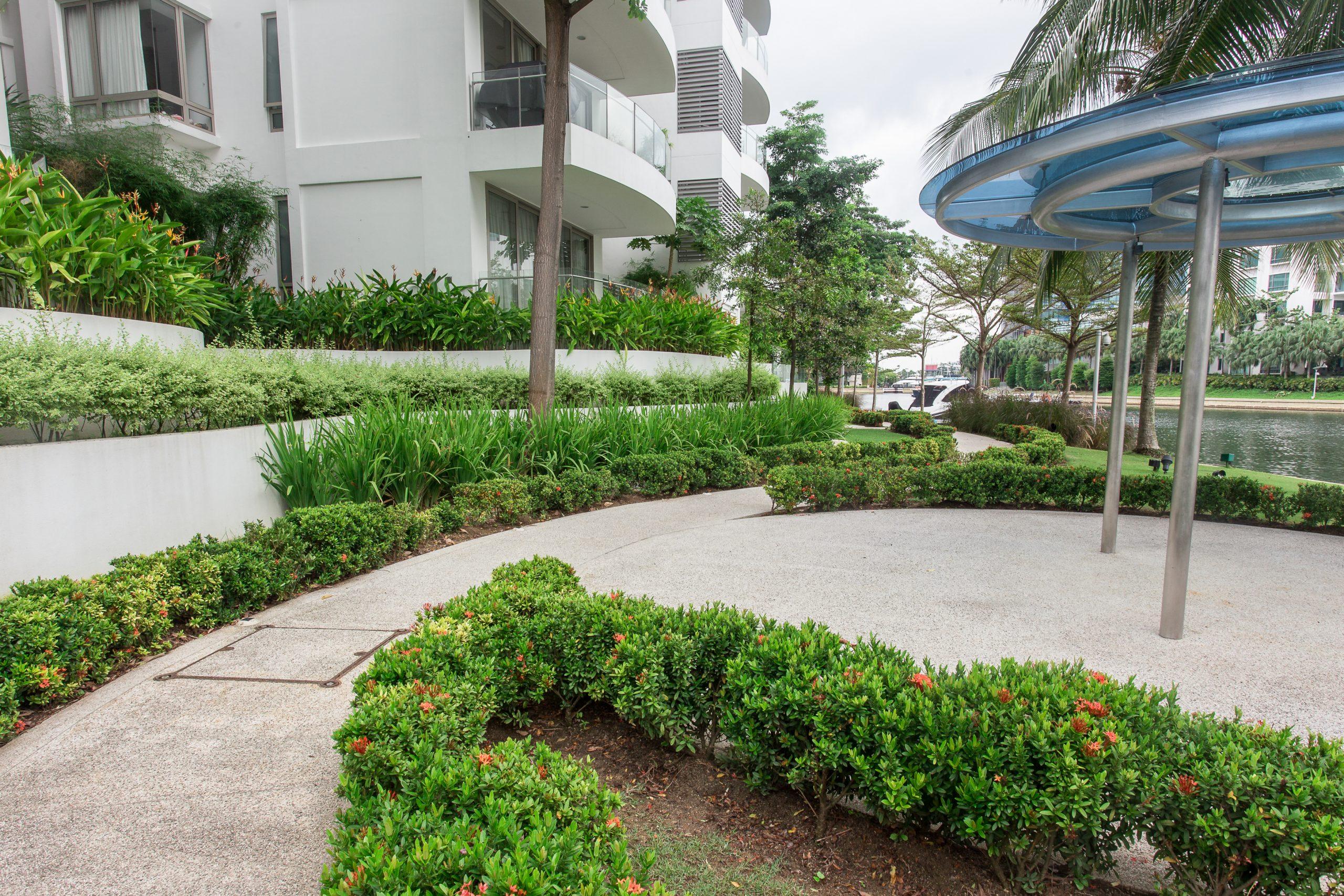 landscape maintenance singapore